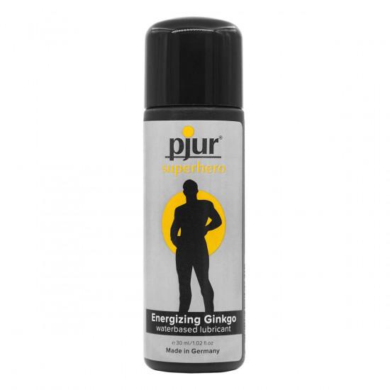 pjur superhero 30ml 能力增強水性潤滑液