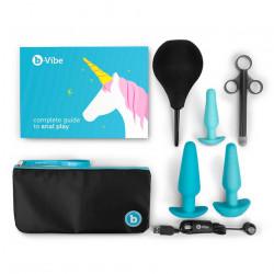 B-Vibe 後庭訓練及教育套裝