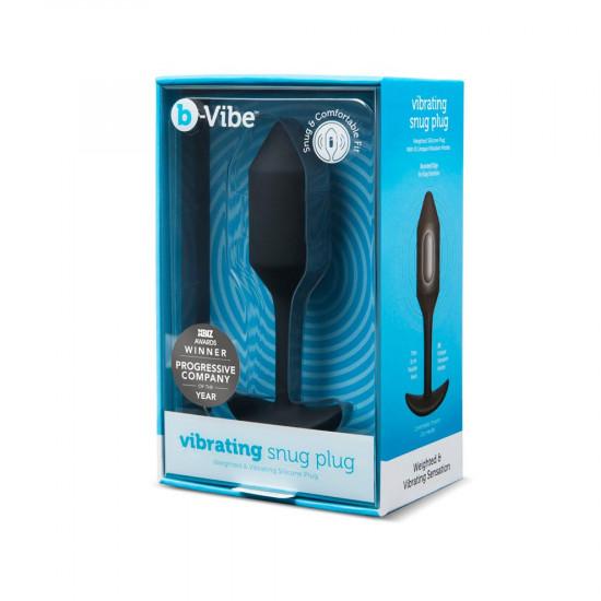 B-Vibe 無線震動後庭塞 M