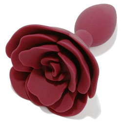 Toynary 玫瑰花肛塞