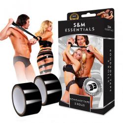 S&M Essentials 束縛帶 2卷裝