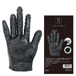 SM VIP 凸點螺紋震動手套