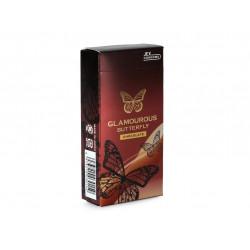 JEX 魅力蝴蝶朱古力 乳膠安全套一盒六個