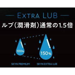 SKYN Extra Lube 系列 iR 安全套 10 片裝 日版