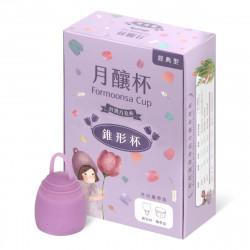 台灣月亮杯 月釀杯第二代 經典型錐形杯 42ml