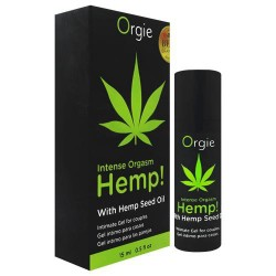 Orgie - 大麻籽油快感增強凝膠 15ml