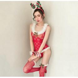 聖誕性感內衣套裝 - 性感小野鹿